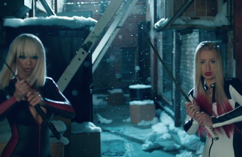 2ND UNIT DIRECTOR – IGGY AZALEA – BLACK WIDOW FT. RITA ORA