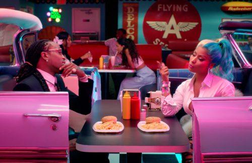 Quavo & Nicki Minaj – She For Keeps