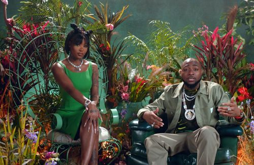 DAVIDO – D&G FT. SUMMER WALKER
